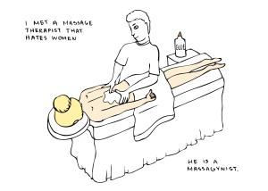 massagynist